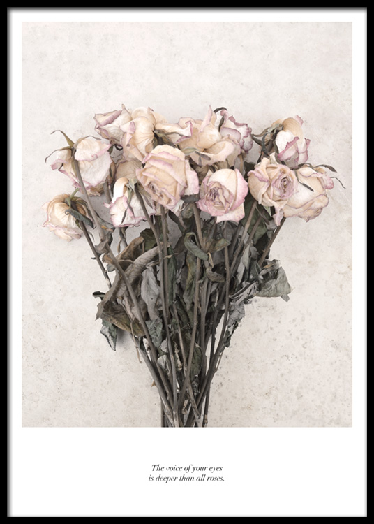 Deeper Than Roses Poster