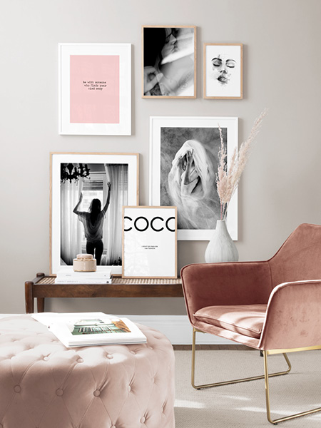 Posters fashion di Desenio