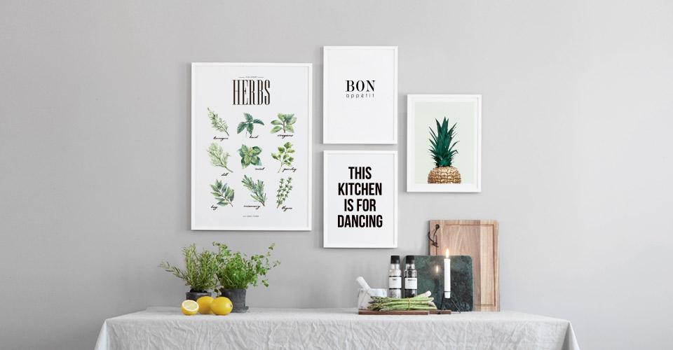 Poster per la cucina poster stampe manifesti e quadri for Quadri per cucina