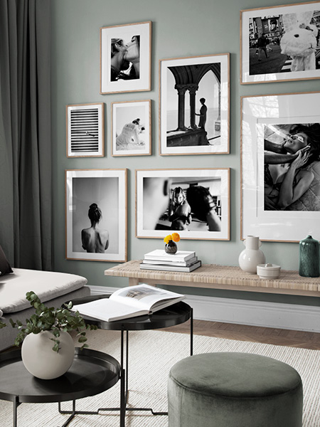 Quadri in bianco e nero | Stampe in bianco e nero su Desenio.it